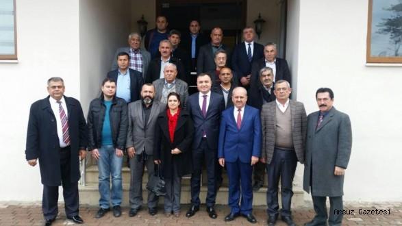 Ak Parti Arsuzdan Hoşgeldiniz Ziyaretleri ...