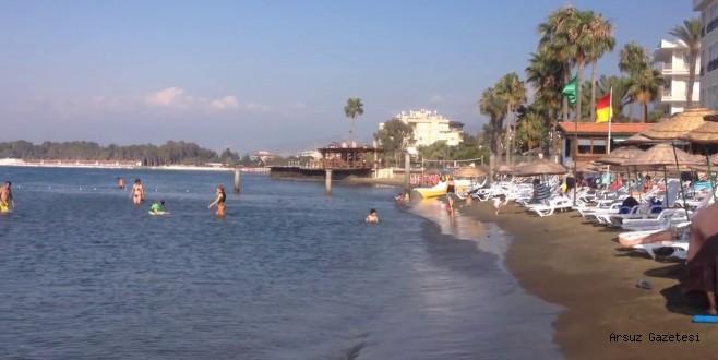 Arsuz Plajlarında Deniz Suyu Analizi Yapıldı.