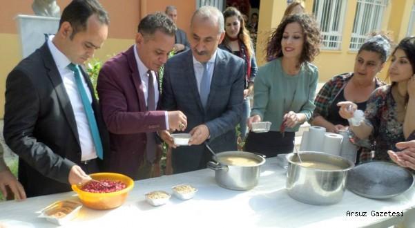 Arsuz'da Geleneksel 5. Aşure Günü Etkinliği