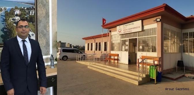 Arsuz'da Sağlık Nöbeti Yeniden Başladı