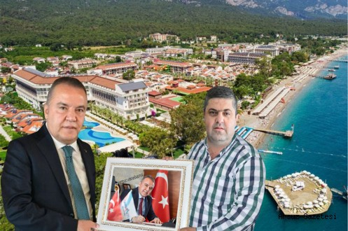 Arsuz'dan Antalya'ya Gönül Köprüsü