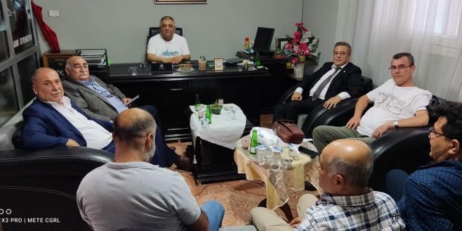 Memleket Partisi İskenderun'da Feridun Buran'a Emanet
