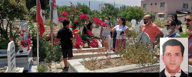 Şehit Umut Sakaroğlu Mezarı Başında Anıldı…